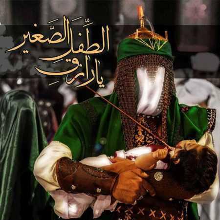 عکس نوشته شهادت حضرت علی اصغر (13)
