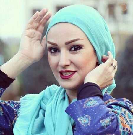 بیوگرافی بهناز پورفلاح بازیگر و همسرش (10)