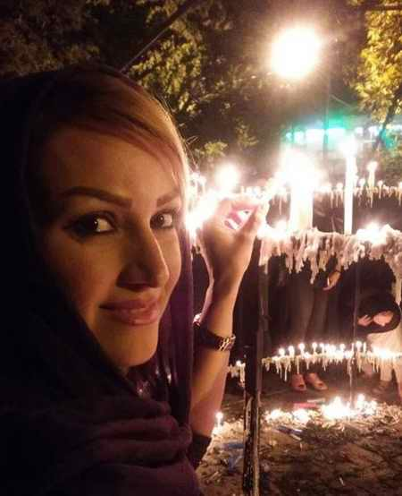 بیوگرافی بهناز پورفلاح بازیگر و همسرش (13)