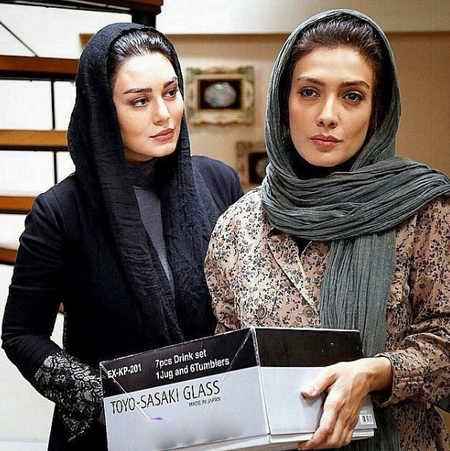 بیوگرافی لیلا زارع بازیگر و همسرش (16)