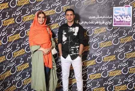 بیوگرافی متین ستوده بازیگر و همسرش (6)
