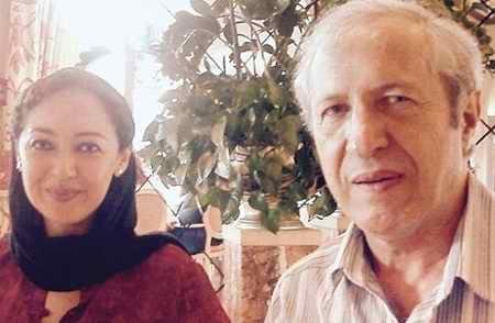 بیوگرافی نیکی کریمی بازیگر و همسرش (14)