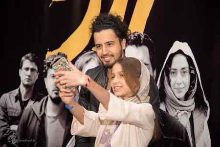 عکس های مراسم اکران فیلم زرد با حضور بهاره کیان افشار (2)