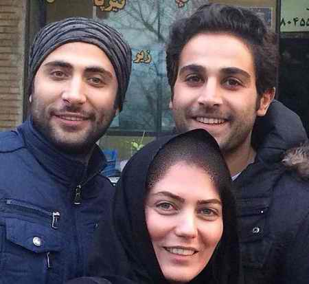 بیوگرافی آرمان درویش بازیگر و همسرش (2)