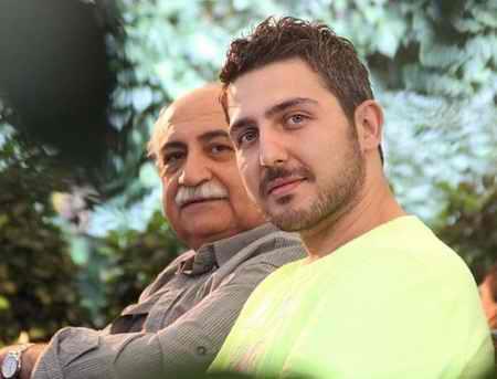 بیوگرافی محمدرضا غفاری بازیگر و همسرش (1)
