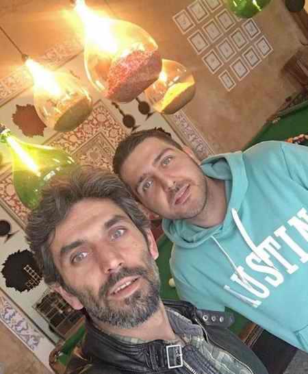 بیوگرافی محمدرضا غفاری بازیگر و همسرش (13)