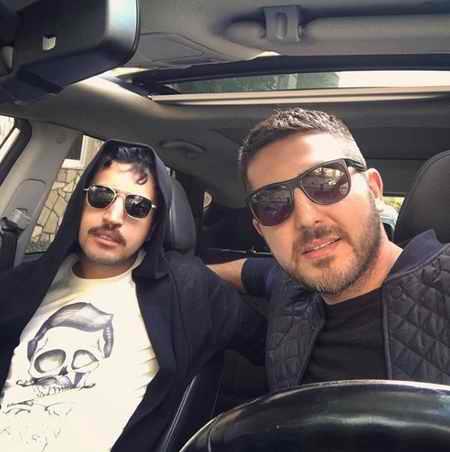 بیوگرافی محمدرضا غفاری بازیگر و همسرش (17)