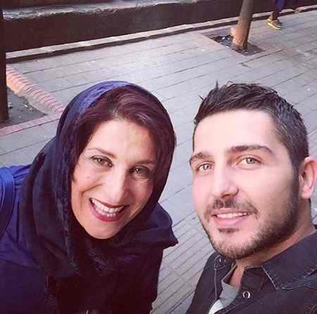 بیوگرافی محمدرضا غفاری بازیگر و همسرش (7)