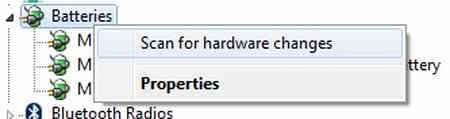 حل مشکل شارژ نشدن لپ تاپ (3)