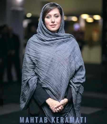 عکس مهتاب کرامتی در مراسم اکران خصوصی مستند صفر تا سکو (5)