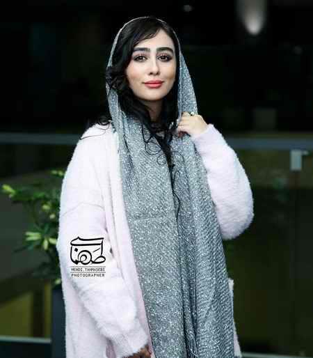 عکس های ستاره حسینی در اکران خصوصی فیلم انزوا (3)