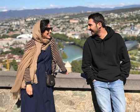 عکس های مژده در سریال سایه بان با بازی آناهیتا افشار (11)