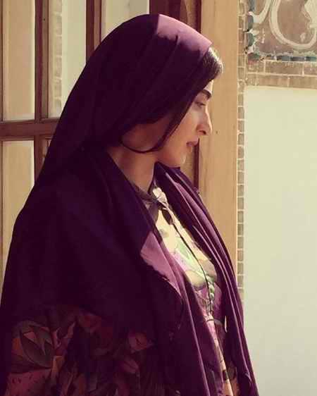 عکس های مژده در سریال سایه بان با بازی آناهیتا افشار (12)