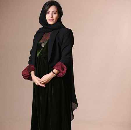 عکس های مژده در سریال سایه بان با بازی آناهیتا افشار (14)