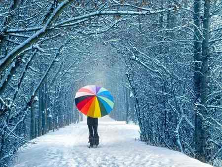 انشا درباره فصل زمستان سرما برف (4)