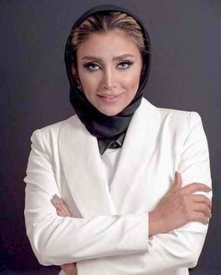 بیوگرافی الهام عرب مدل ایرانی و همسرش (13)