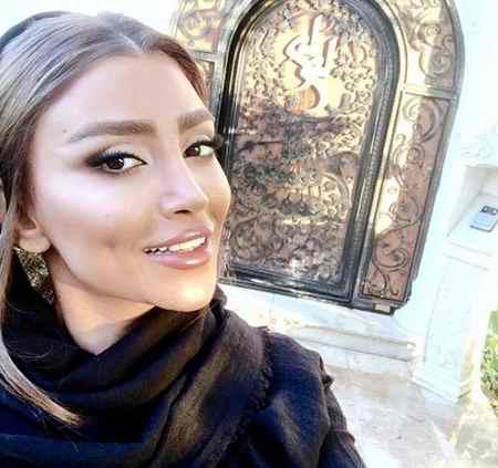 بیوگرافی الهام عرب مدل ایرانی و همسرش (4)