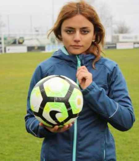 بیوگرافی شیوا امینی فوتبالیست و همسرش (1)