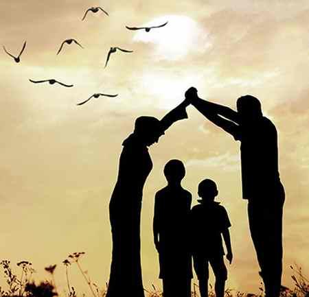 انشا در مورد احترام به پدر و مادر (1)