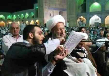 علت مرگ حجت الاسلام مهدی مظاهری