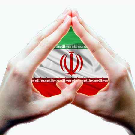 عکس پروفایل پرچم ایران با کیفیت عالی (2)