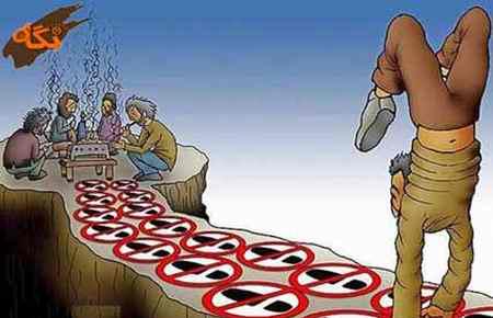 نقاشی درباره آسیب های اجتماعی با موضوعات مختلف (10)
