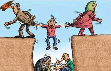 نقاشی درباره آسیب های اجتماعی با موضوعات مختلف (11)