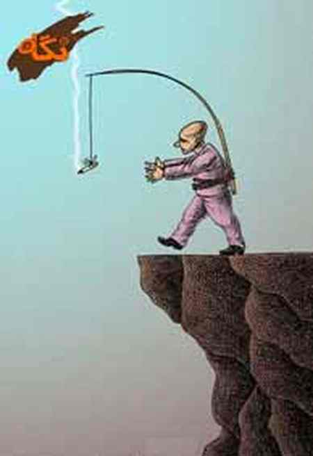 نقاشی درباره آسیب های اجتماعی با موضوعات مختلف (2)