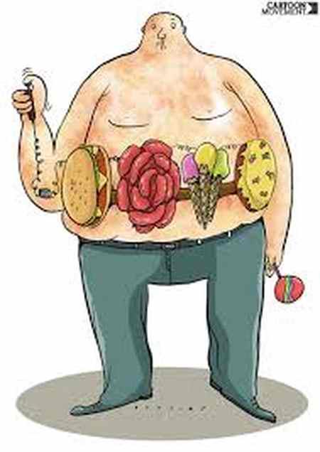 نقاشی درباره تغذیه سالم با ایده های جدید (5)