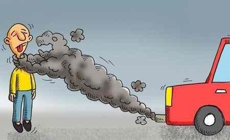 نقاشی در مورد آلودگی هوا (1)