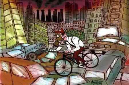نقاشی در مورد آلودگی هوا (11)