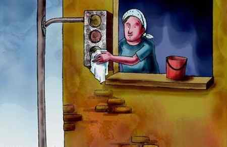 نقاشی در مورد آلودگی هوا (12)
