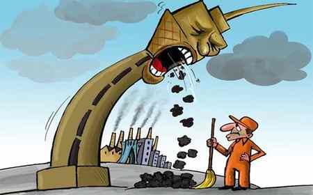 نقاشی در مورد آلودگی هوا (5)