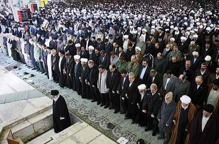 چرا به شرکت در نماز جمعه سفارش شده است (1)
