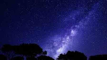انشا در مورد آسمان شب نگارش ساده (1)