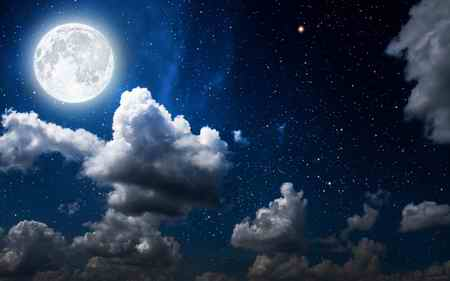 انشا در مورد آسمان شب نگارش ساده (3)