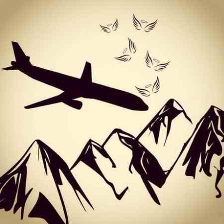 عکس تسلیت سقوط هواپیما برای پروفایل (13)