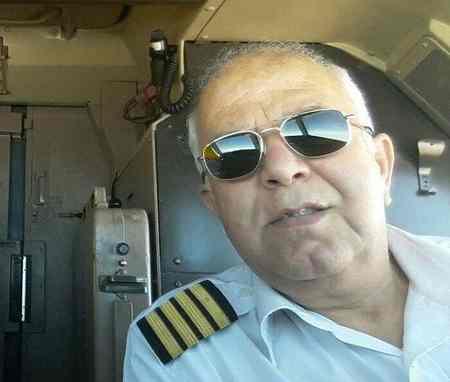 عکس خلبان های هواپیمای سقوط کرده پرواز تهران یاسوج (1)