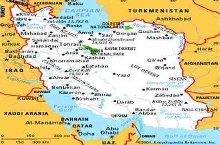 بیشترین مرز خشکی ایران با کدام کشور است