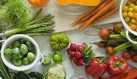تحقیق در مورد تغذیه سالم