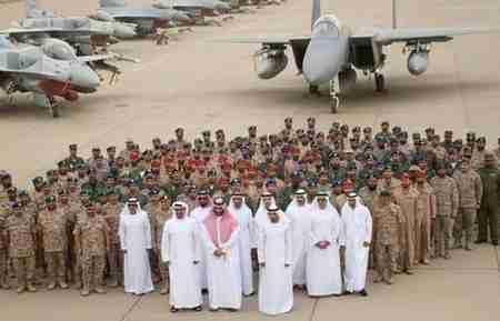دلیل حمله عربستان به یمن چیست (1)