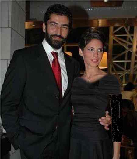 عکس بازیگران ترکی با همسر واقعیشان