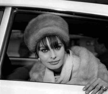 عکس های سوفیا لورن بازیگر مشهور ایتالیایی (2)