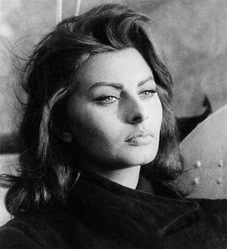 عکس های سوفیا لورن بازیگر مشهور ایتالیایی (3)