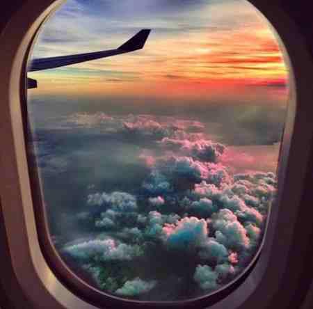 چرا پنجره هواپیما گرد بیضی است (2)
