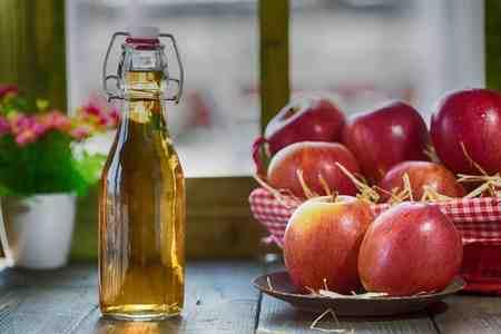 چگونه با سرکه سیب لاغر شویم (1)