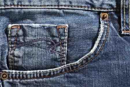 کاربرد جیب کوچک شلوار جین