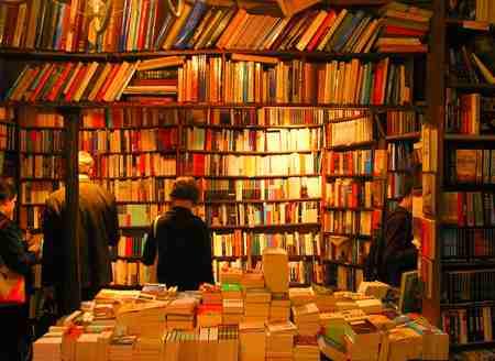 انشا درباره کتاب از نگاه کتابدار