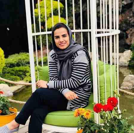 بیوگرافی فرشته کریمی بازیکن فوتسال زنان ایران (2)