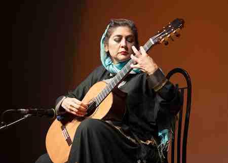 بیوگرافی لیلی افشار گیتاریست ایرانی (2)